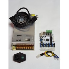 Talos Board and Power Supply