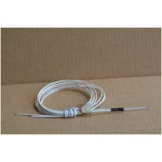 100K single-ended glass sealed thermistor temperature sensor with cable