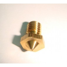 Metal Hot End Replacement Nozzle for 3mm Filament
