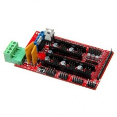 RAMPS 1.4 RepRap Mega Pololu A4988 extend Shield